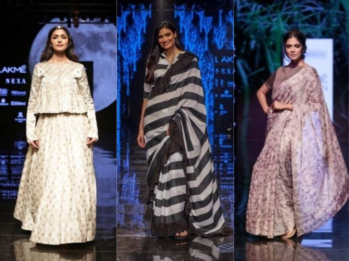 Lakme Fashion Week 2019 Day 2 Rounding Up All The Designs And Collections Misskyra Com