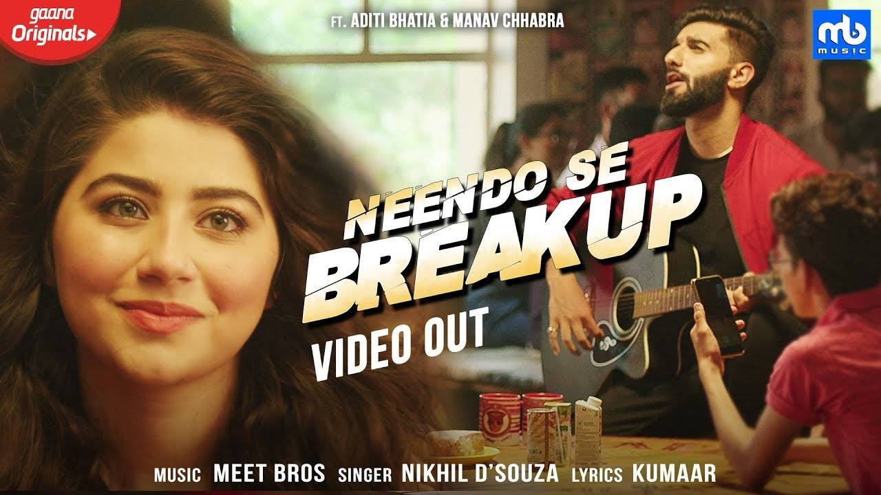 Latest Hindi Song Neendo Se Breakup Sung By Meet Bros Hindi Video Songs Times Of India I woke up early in the morning and did all this. latest hindi song neendo se breakup sung by meet bros