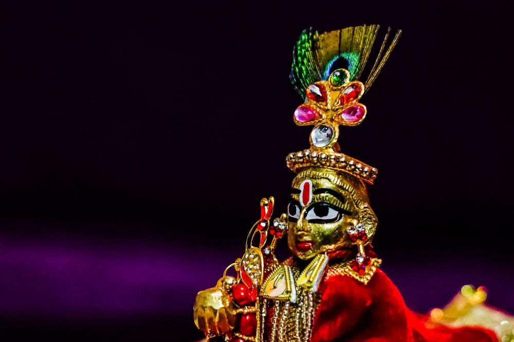 This is how the South India celebrates Krishna Janmashtami