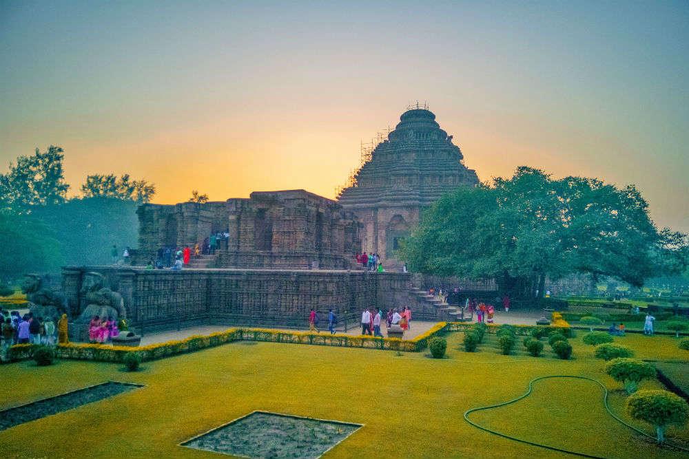 Odisha's Konark and Jagannath temples to make it to India's Iconic Tourist Sites