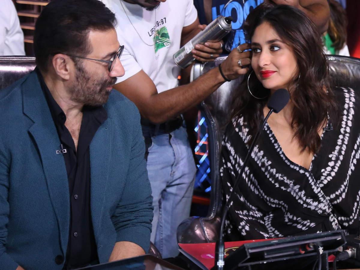 Dance India Dance 7: Kareena Kapoor Khan shares a candid