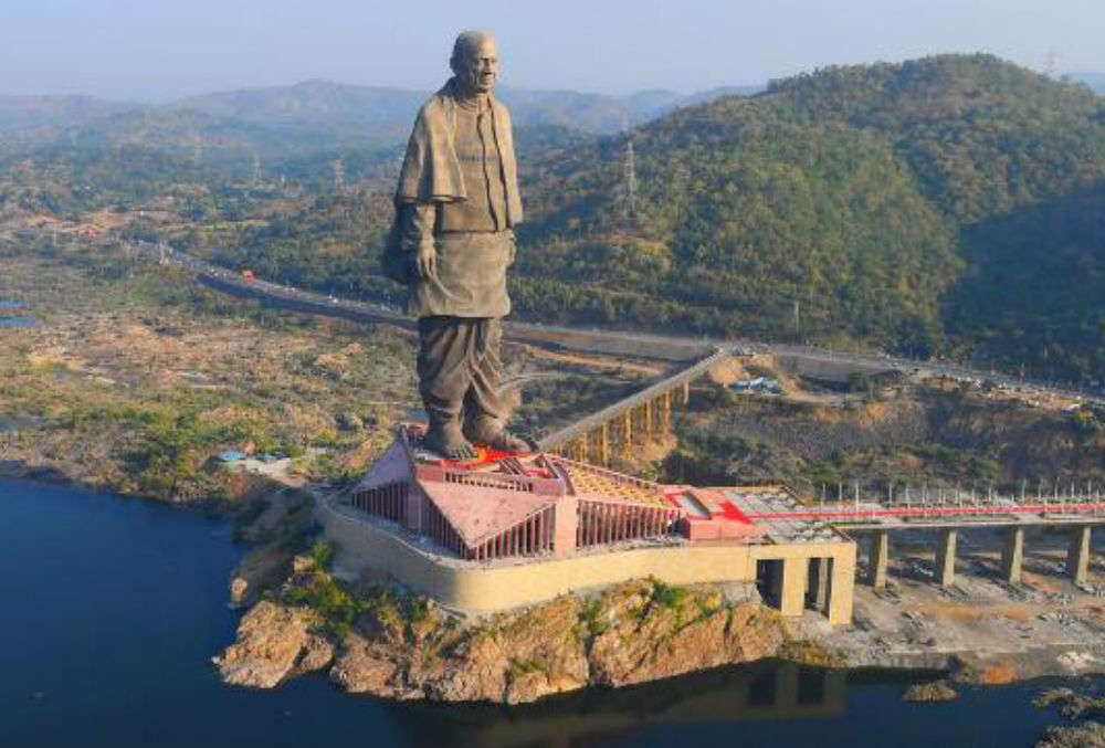 Statue of Unity makes it to the list of TIME's World's Greatest Places 2019