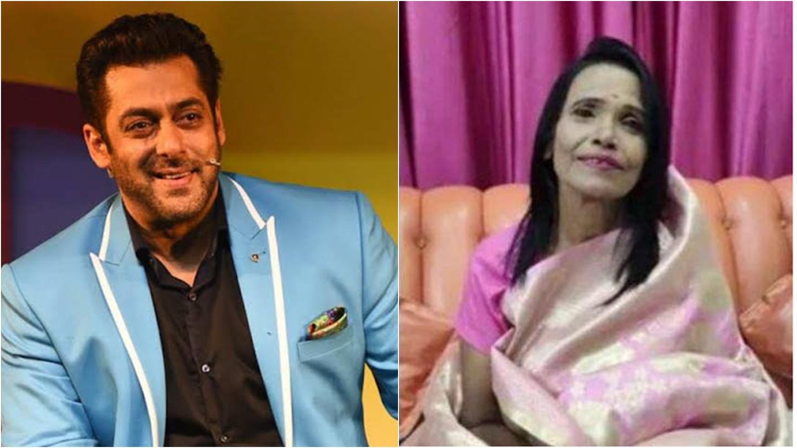 Has Salman Khan gifted internet sensation Ranu Mondal a house worth Rs 55  lakh in Mumbai? Here's the truth