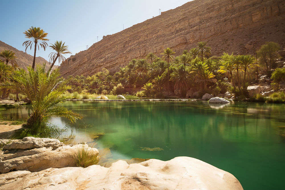 Do you know how a desert nation like Saudi Arab gets its water supply?