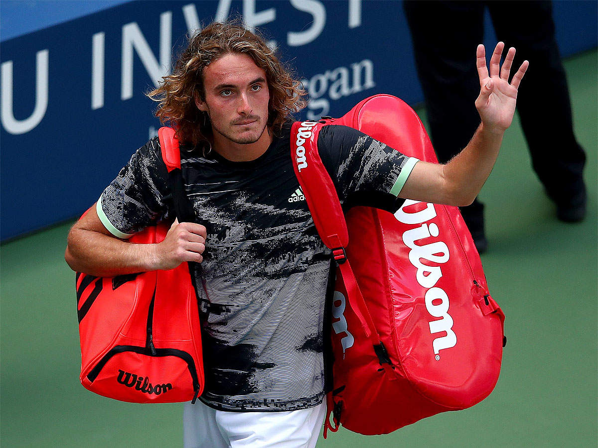 Us Open I Don T Feel Inspired Says Stefanos Tsitsipas Tennis News Times Of India