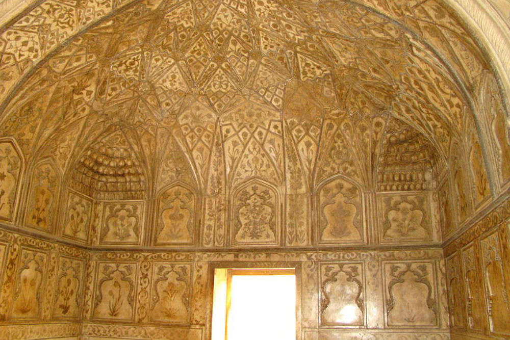 All about the exquisite bathroom of Shah Jahan's queen Mumtaz Mahal