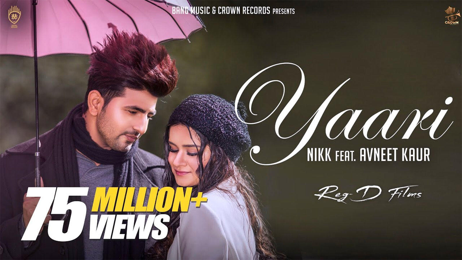 Punjabi Song 'Yaari' Sung By Nikk Featuring Avneet Kaur | Punjabi Video  Songs - Times of India