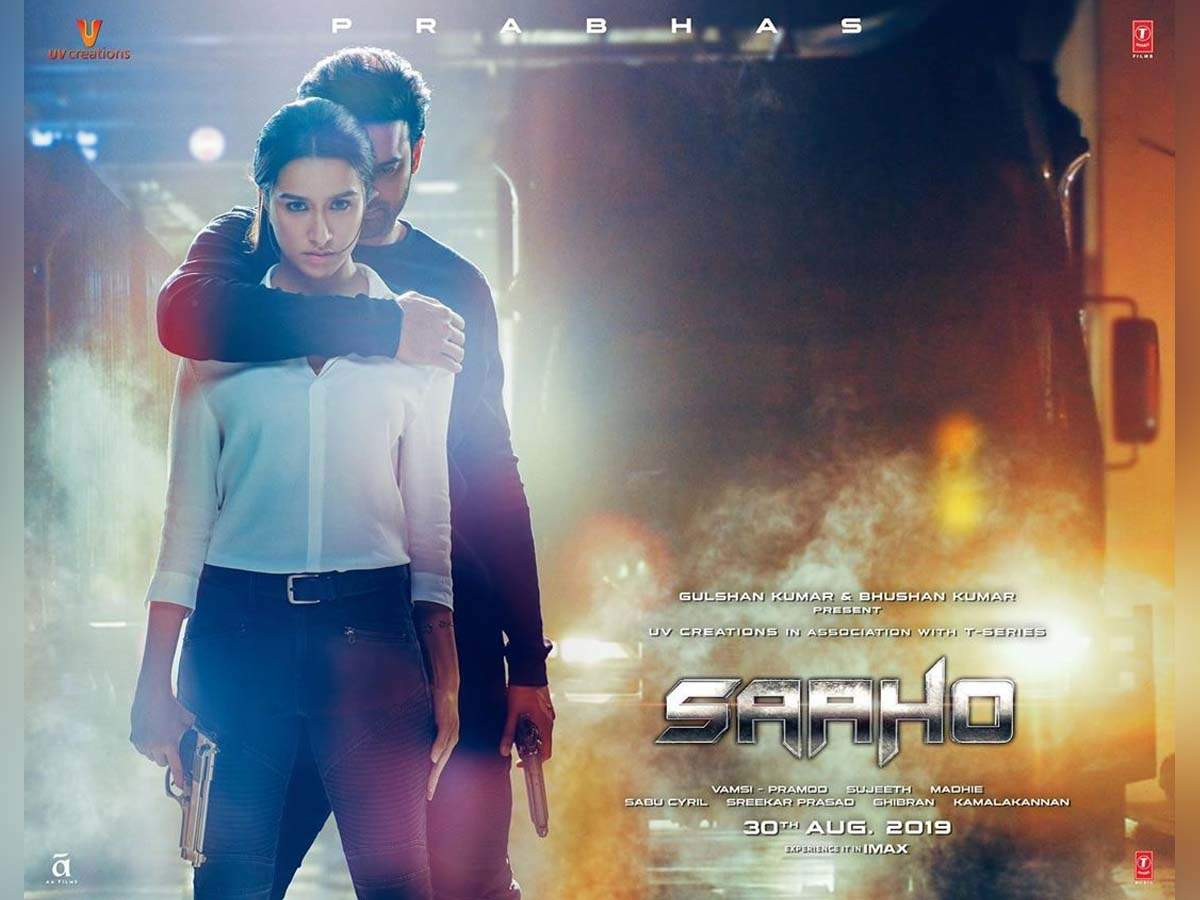 Saaho' box office collection day 1: Prabhas and Shraddha