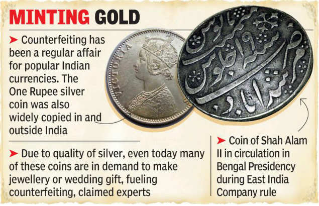 India's original counterfeiter minted success in 1880s