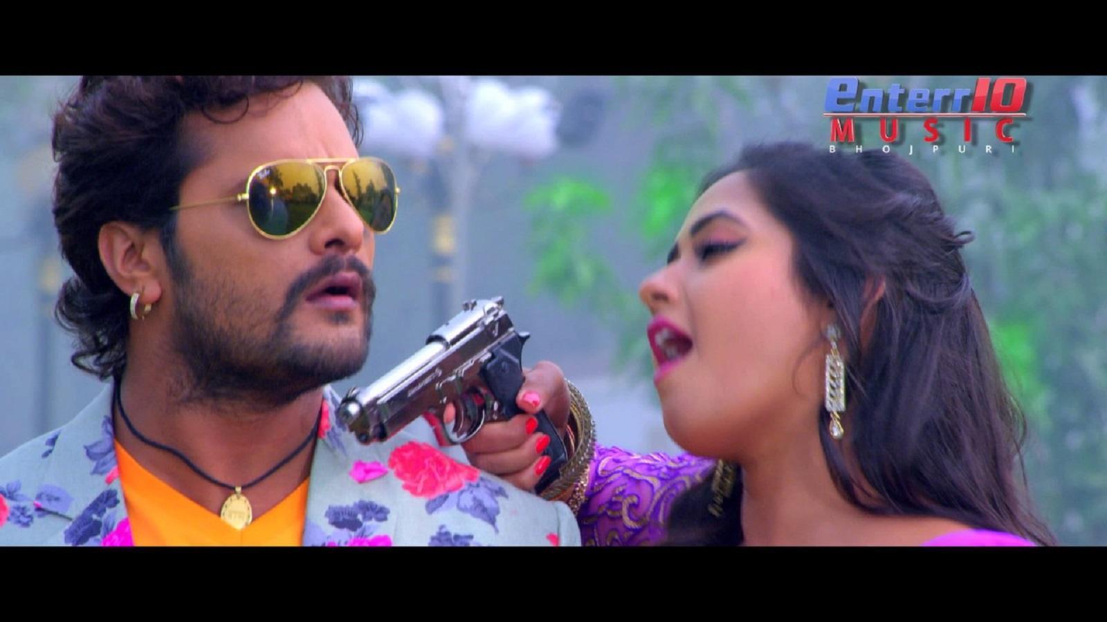 Watch Bhojpuri Song Video of Khesari Lal Yadav and Kajal