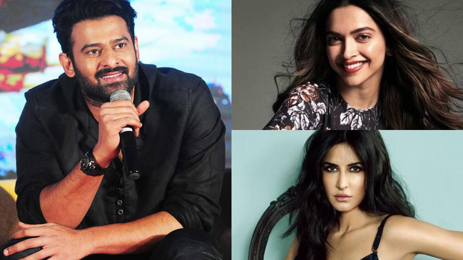 Prabhas is keen to work with THESE Bollywood actresses!