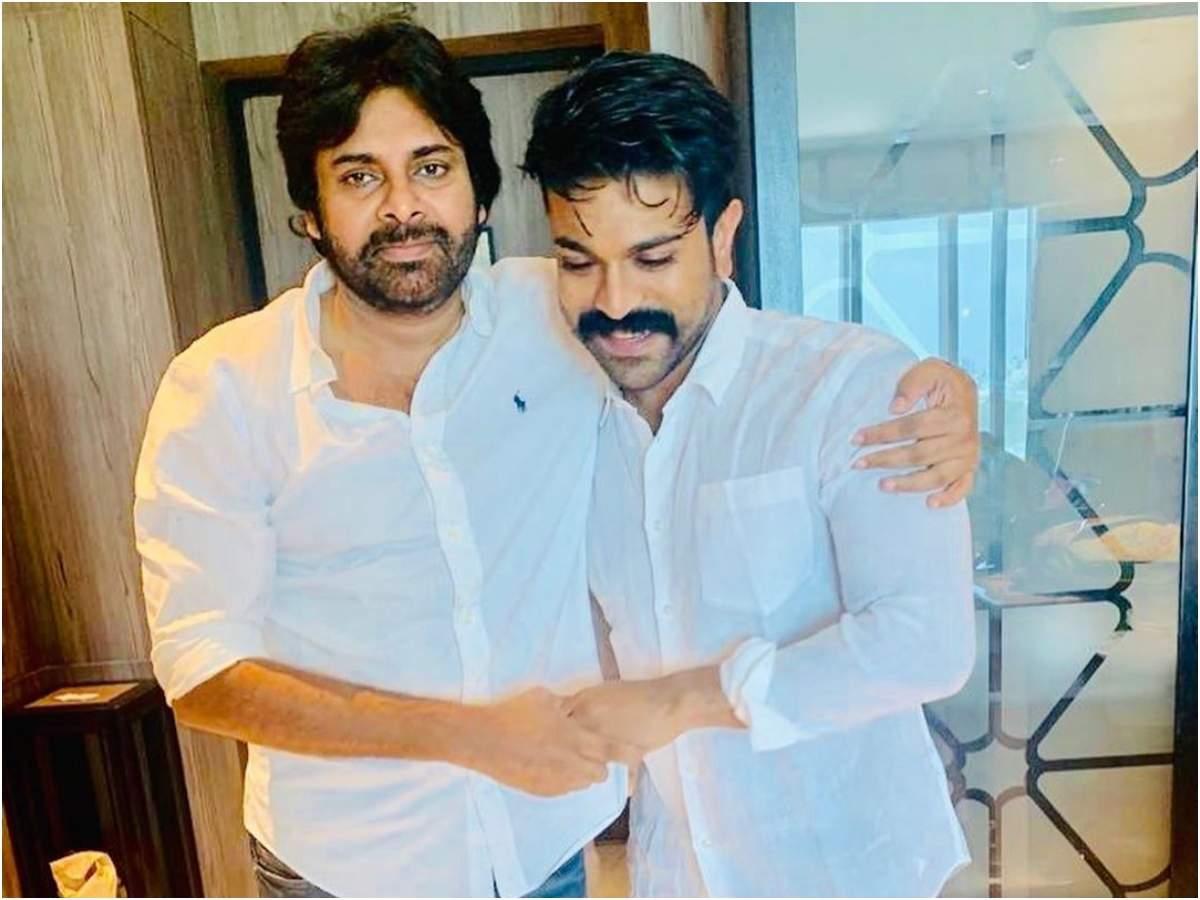 Happy Birthday Pawan Kalyan: Ram Charan shares a heartfelt