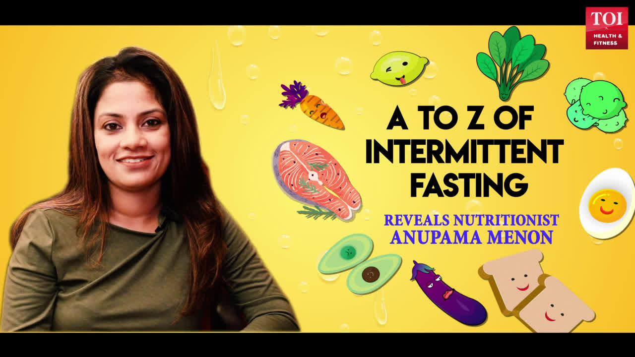 A to Z of Intermittent Fasting by Anupama Menon
