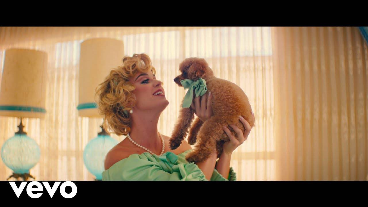 Latest English Song 'Small Talk' Sung By Katy Perry