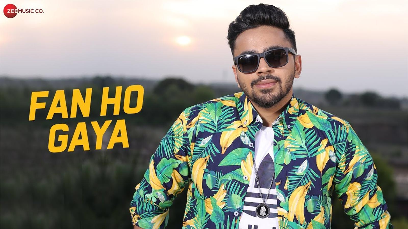 Latest Hindi Song 'Fan Ho Gaya' Sung By Mahesh   Hindi Video