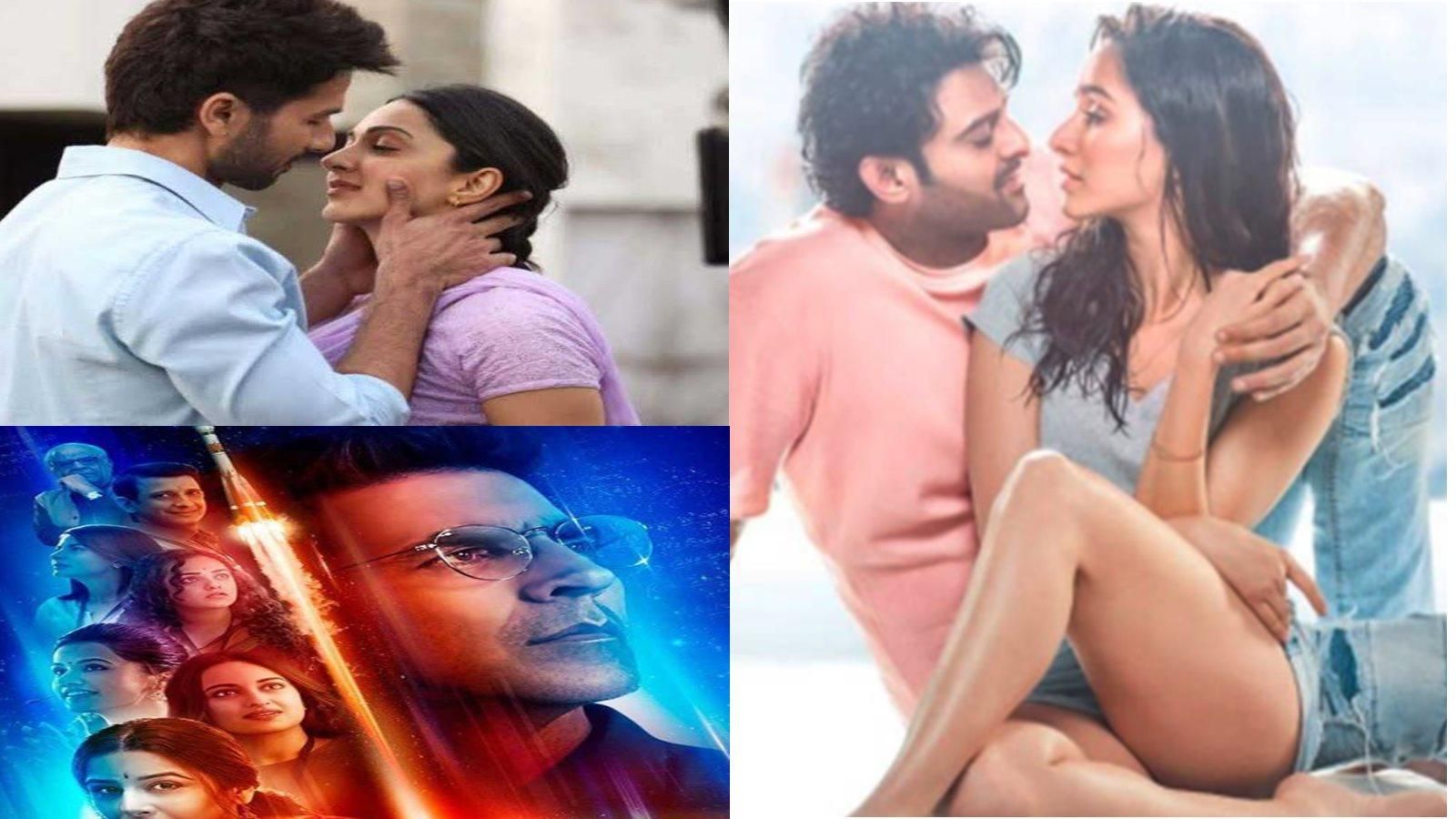 'Saaho' beats 'Kabir Singh','Mision Mangal' and 'Bharat': The Prabhas and  Shraddha Kapoor starrer film has had the best Sunday of 2019