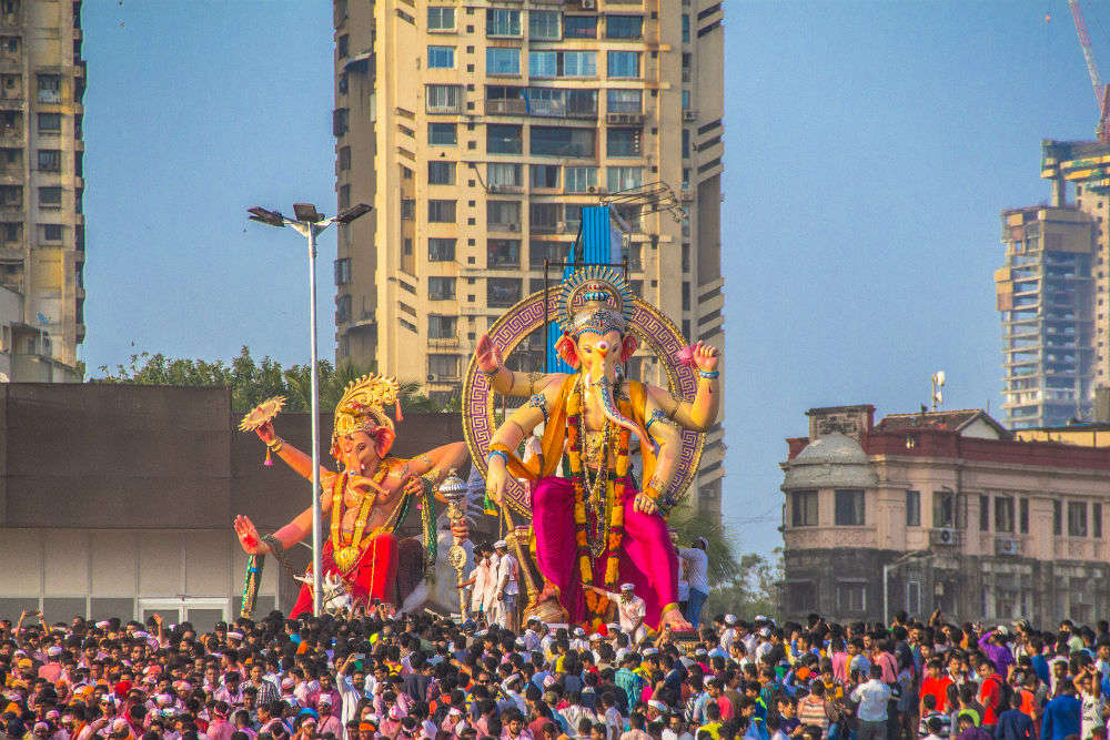 Mumbai's Lalbaugcha Raja is where you should be this Ganesh Chaturthi