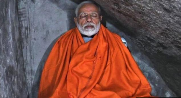 Modi's meditation cave—the new tourist hotspot in Uttarakhand