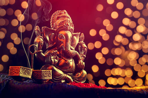 2000-year-old Ganpati idol on display at a Mumbai exhibition