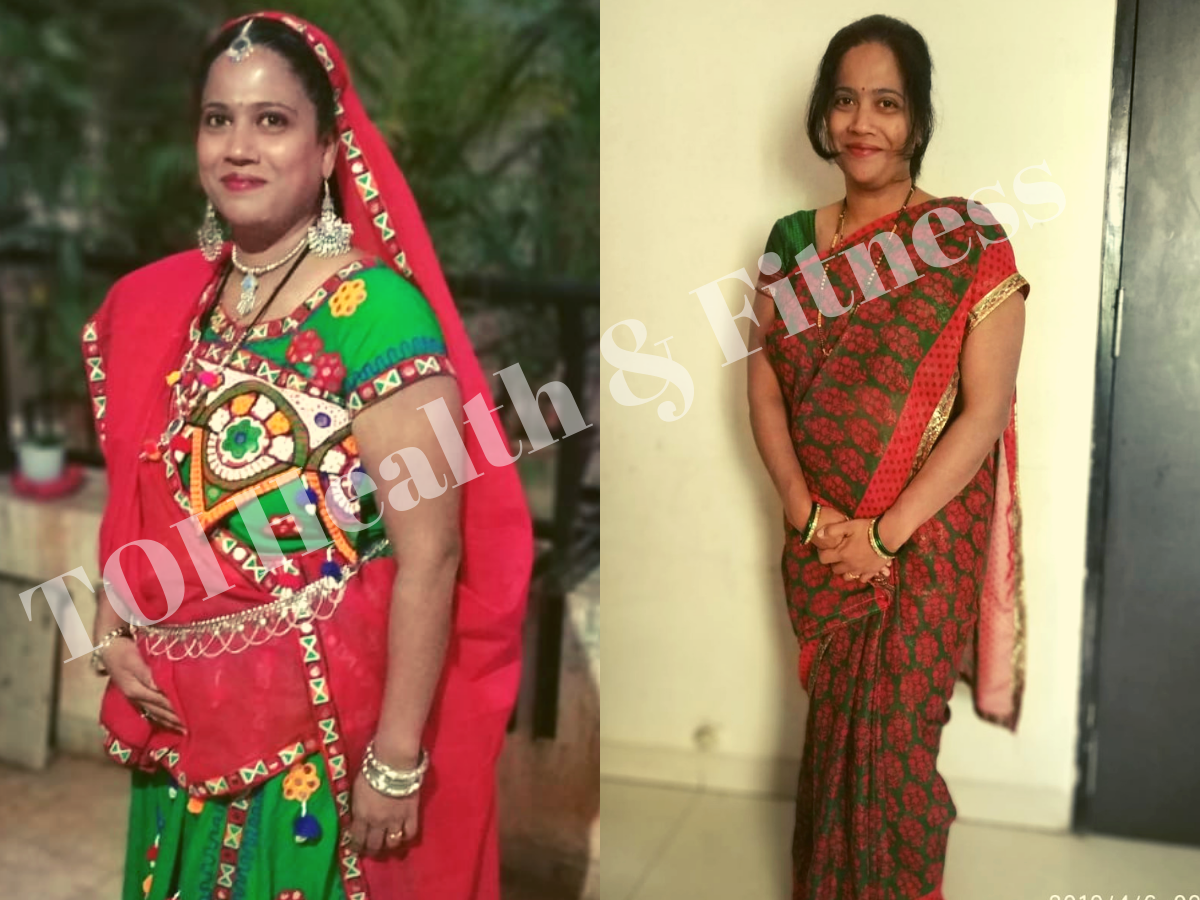Weight loss story: This woman lost 10 kilos in just 4 months