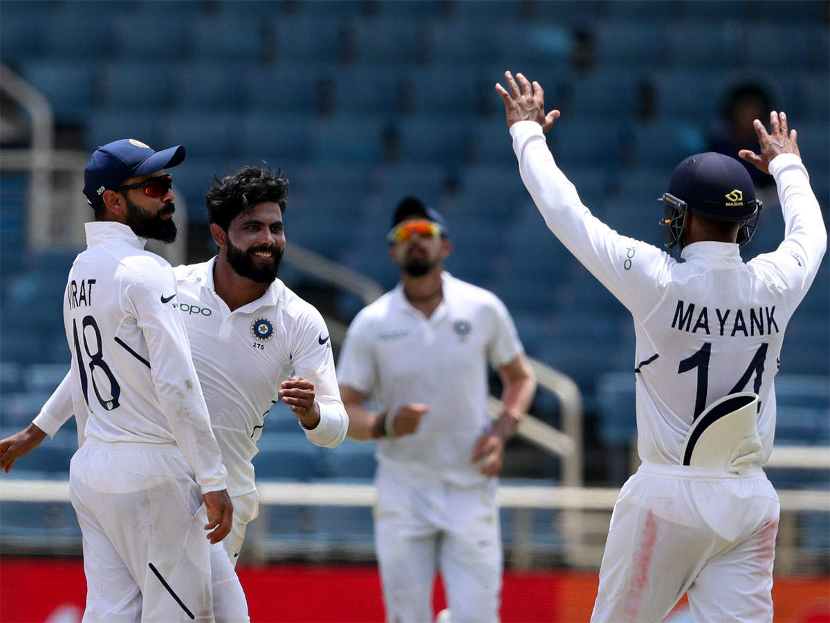 India vs West Indies Highlights, 2nd Test Day 4: India beat