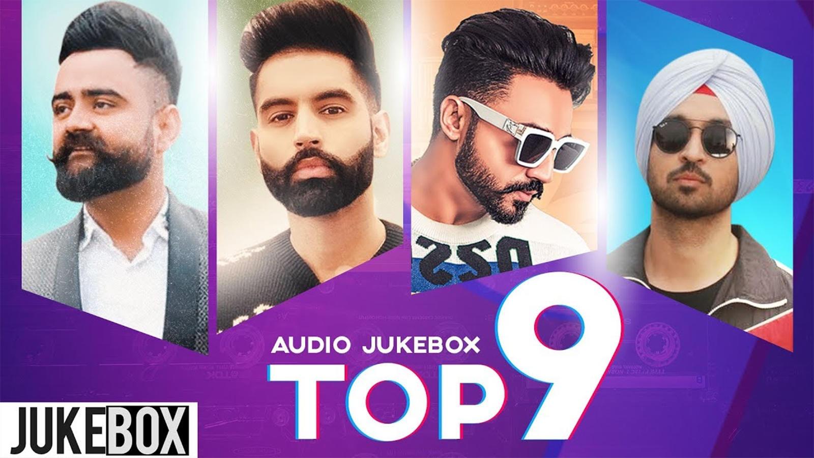 Top 9 Punjabi Hit | Audio Jukebox | Punjabi Songs