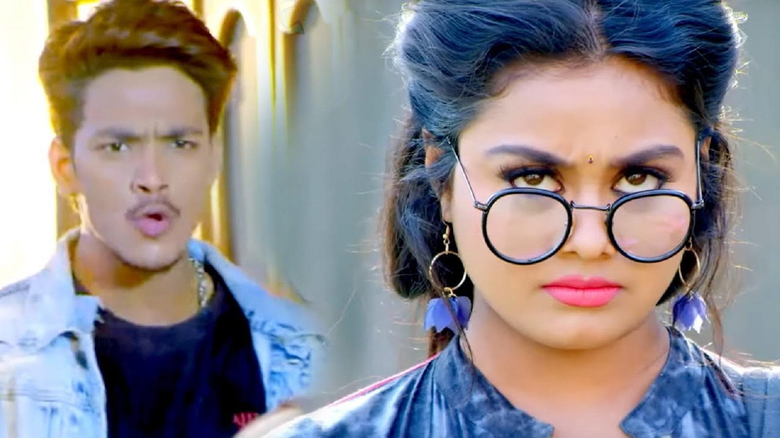 Latest Bhojpuri song 'Collage Me' from 'Dulhan Hum Le Jayenge' Ft  Rishabh  Kashyap and Tanushree Chaterjee