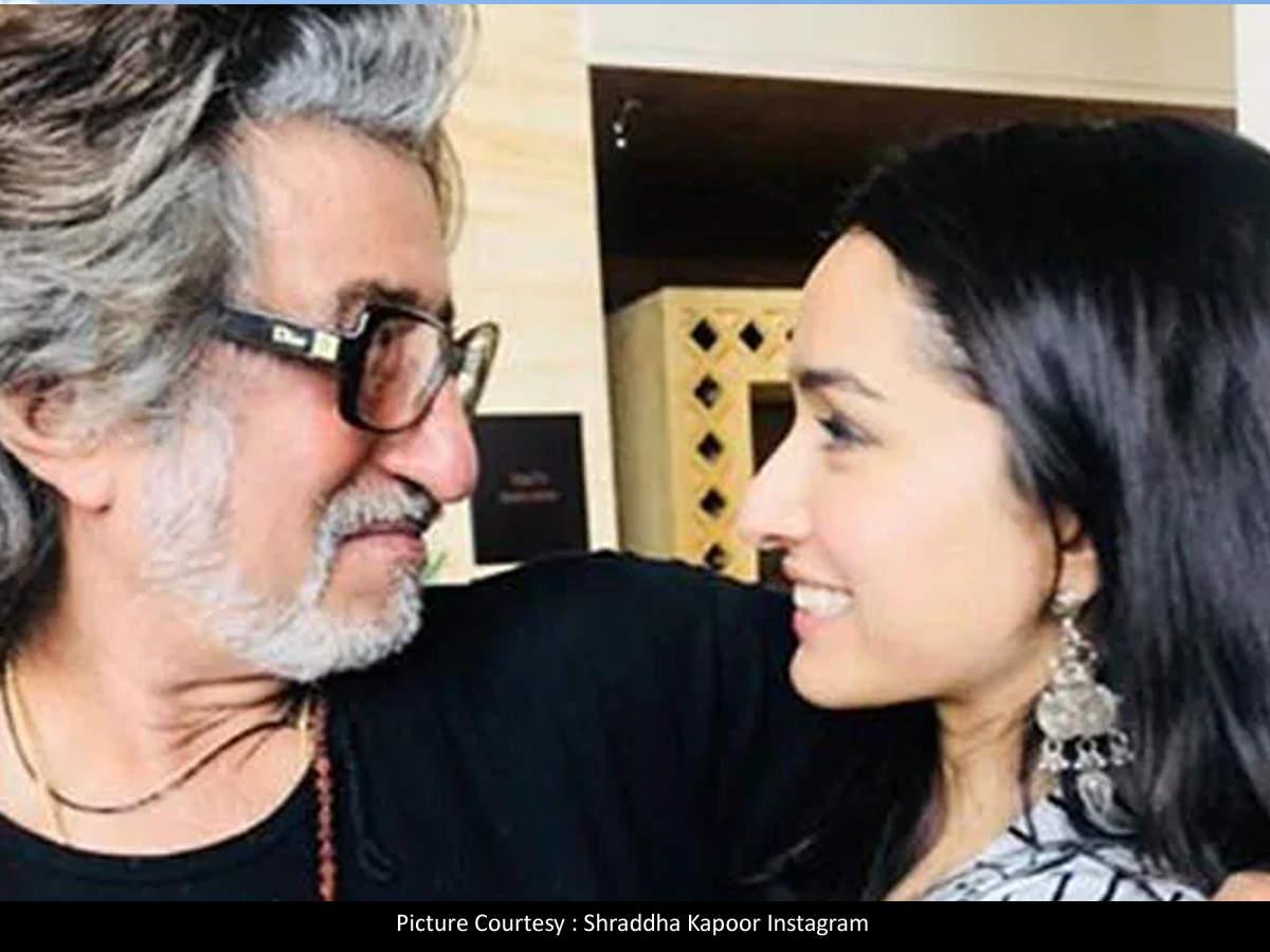 In pic: Shraddha Kapoor's sweet birthday wish for dad Shakti