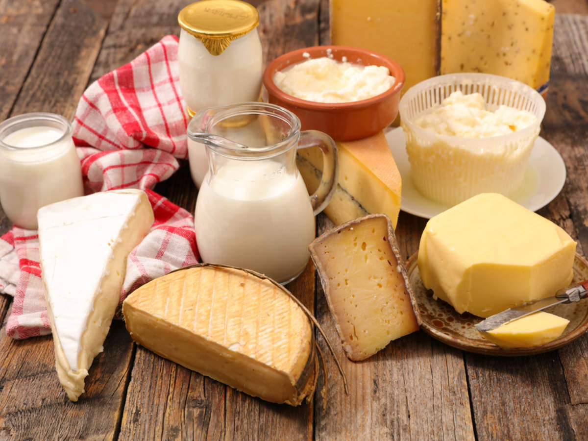 The difference between 'lactose-free' and 'dairy-free' - Times of India