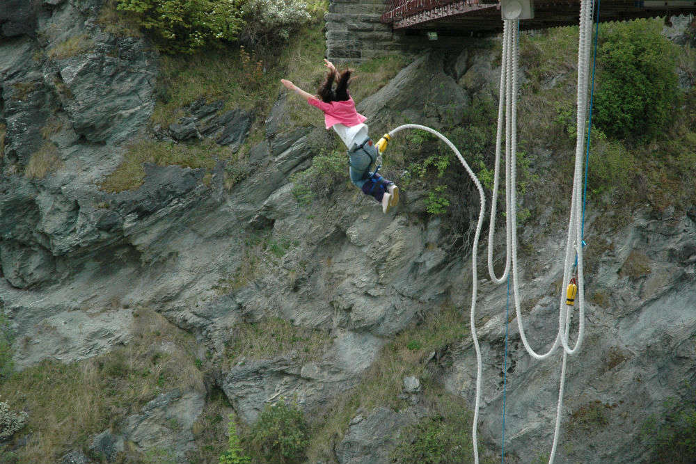 Bungee jumping—the one experience you shouldn't miss in Nepal