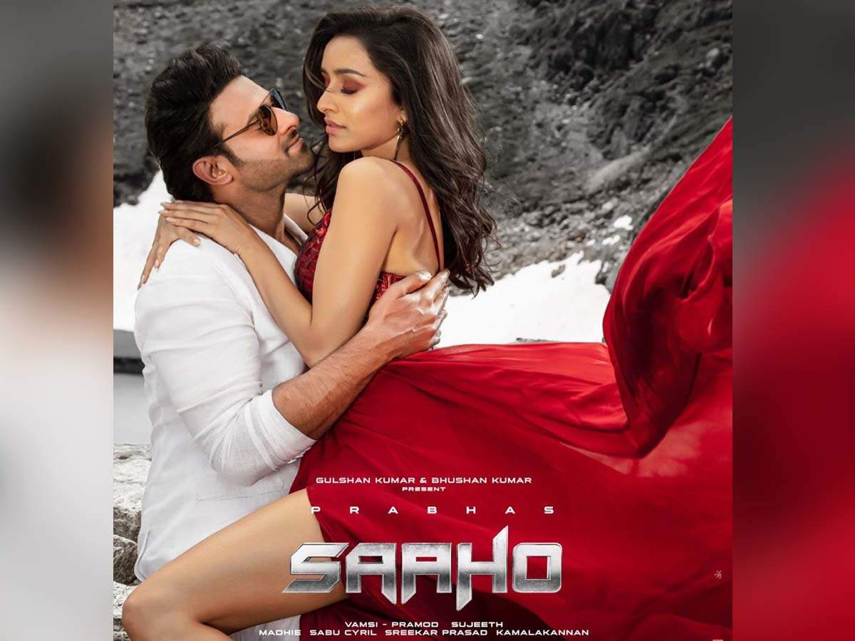 Saaho' full movie box office collection Day 5: Prabhas and