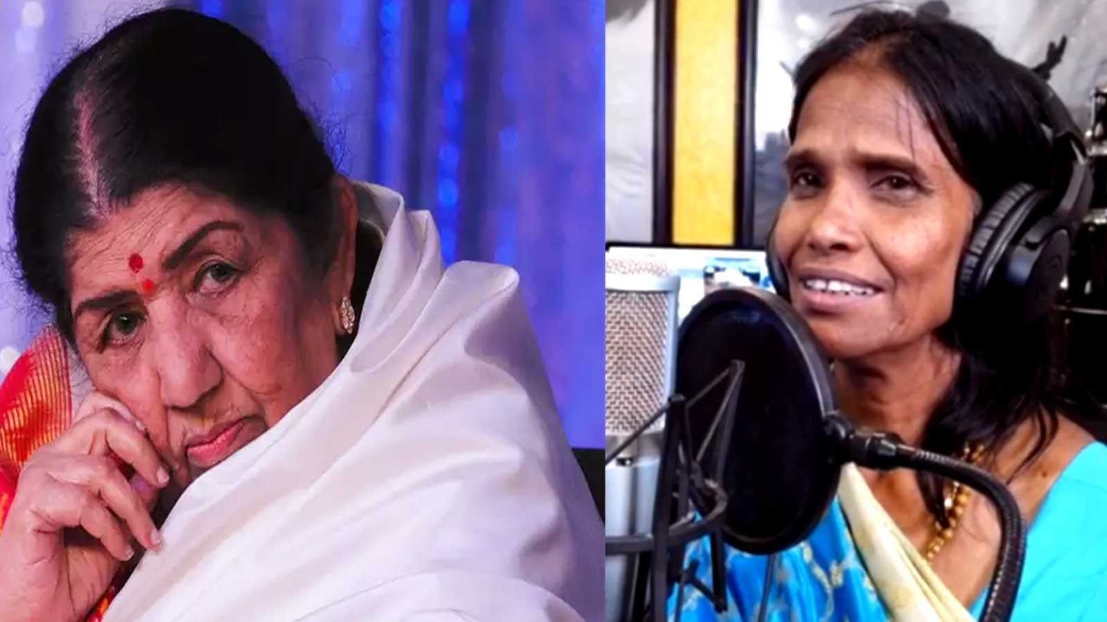 Lata Mangeshkar reacts to Ranu Mondal's success: Imitation is not a durable  companion for success
