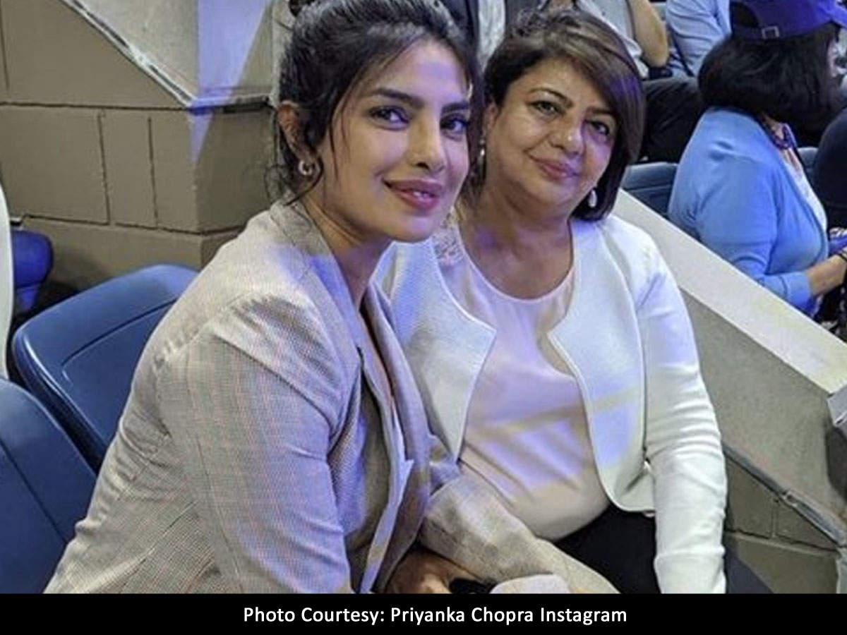 Photos: Priyanka Chopra spends some mother-daughter time
