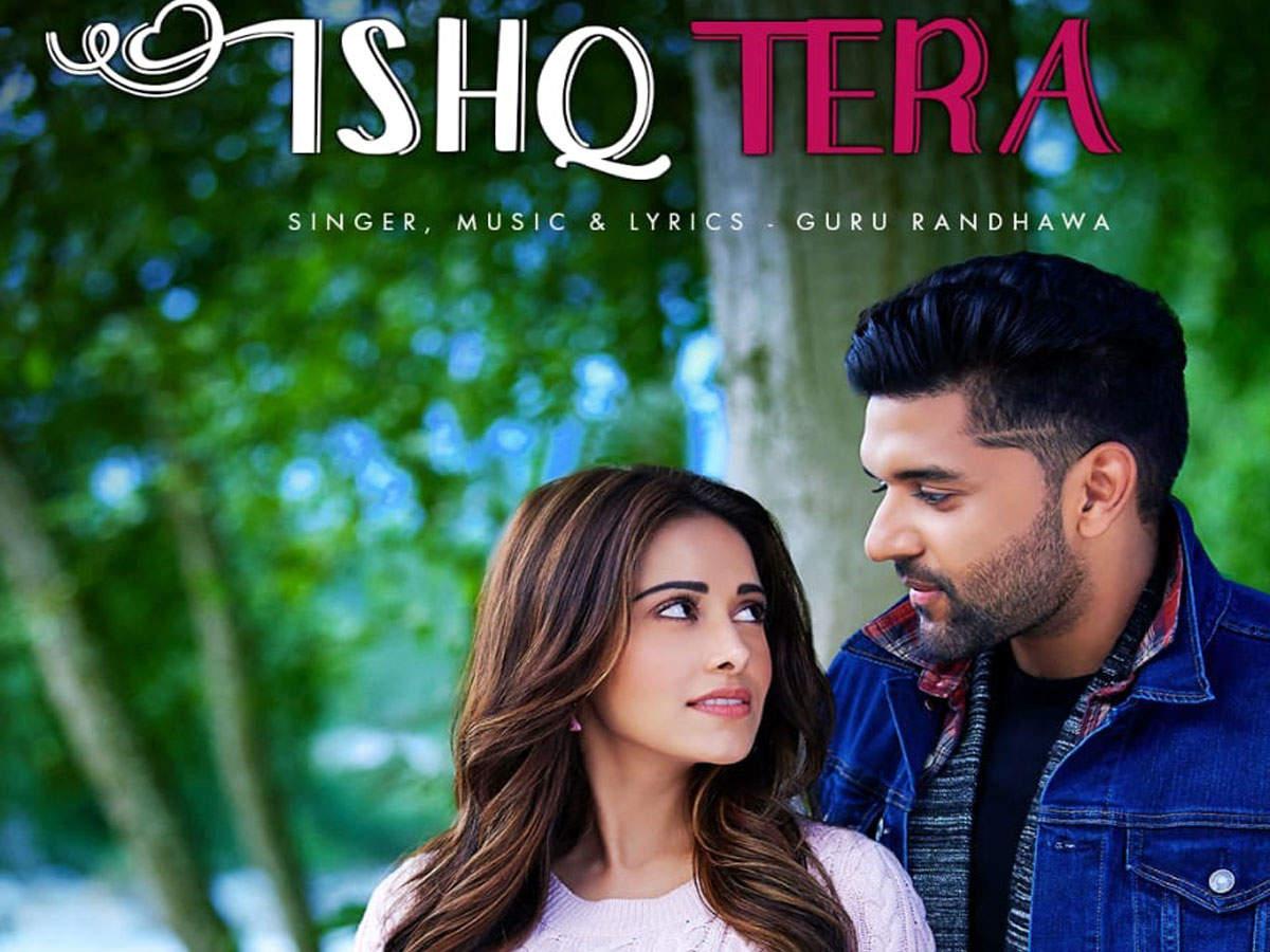 Guru Randhawa ft. Nushrat Bharucha's 'Ishq Tera' is the love ballad of the  season | Punjabi Movie News - Times of India