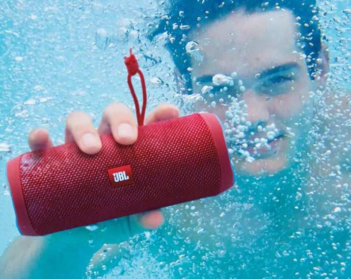 These waterproof Bluetooth Speakers are just perfect for your next