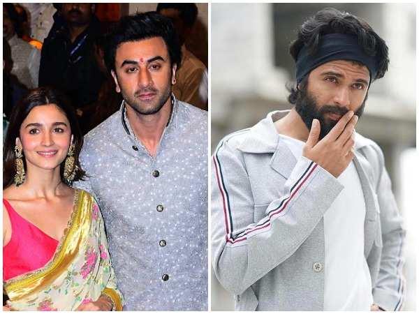Ranbir Kapoor and Alia Bhatt are Vijay Deverakonda's