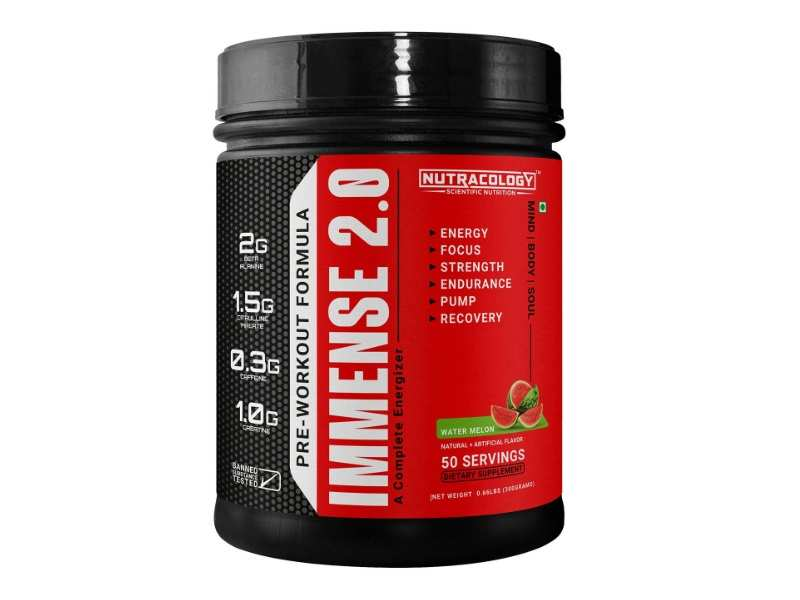 Pre-workout supplements that will help you train in a better