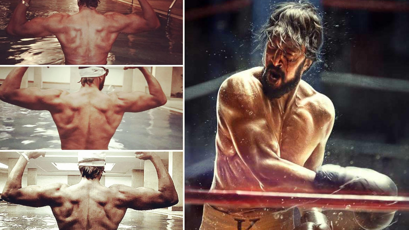 Salman Khan's co-star Kiccha Sudeep says comments on physical  transformation were 'embarrassing'