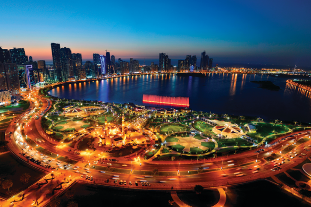 A culinary journey in Sharjah
