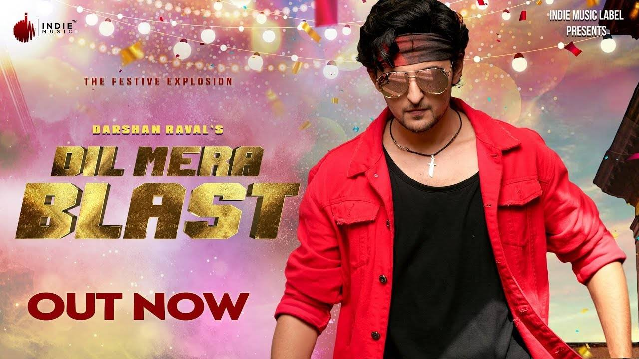 Latest Hindi Song Dil Mera Blast Sung By Darshan Raval Hindi Video Songs Times Of India