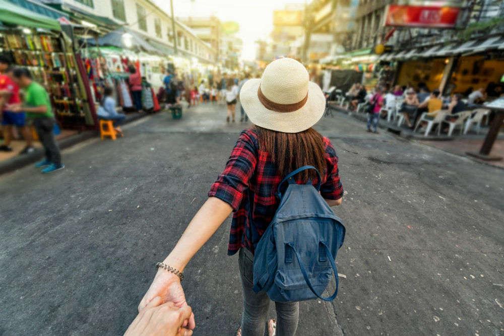 When in Rome, you can rent an Instagram boyfriend!