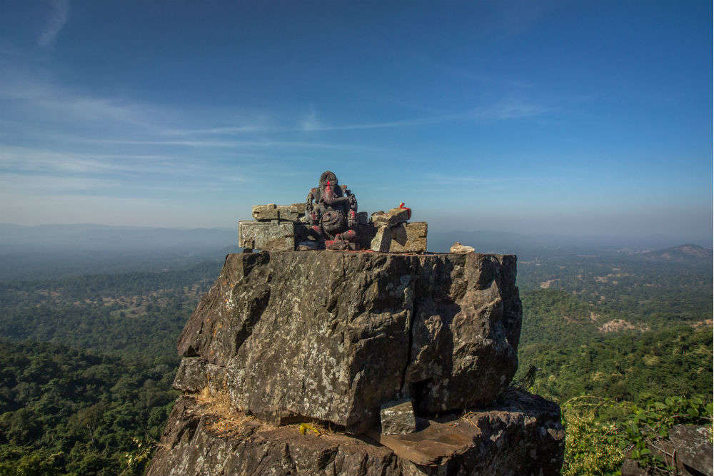 This Ganeshutsav, visit the mystery Ganesha statue on Dholkal Hill in Chhattisgarh