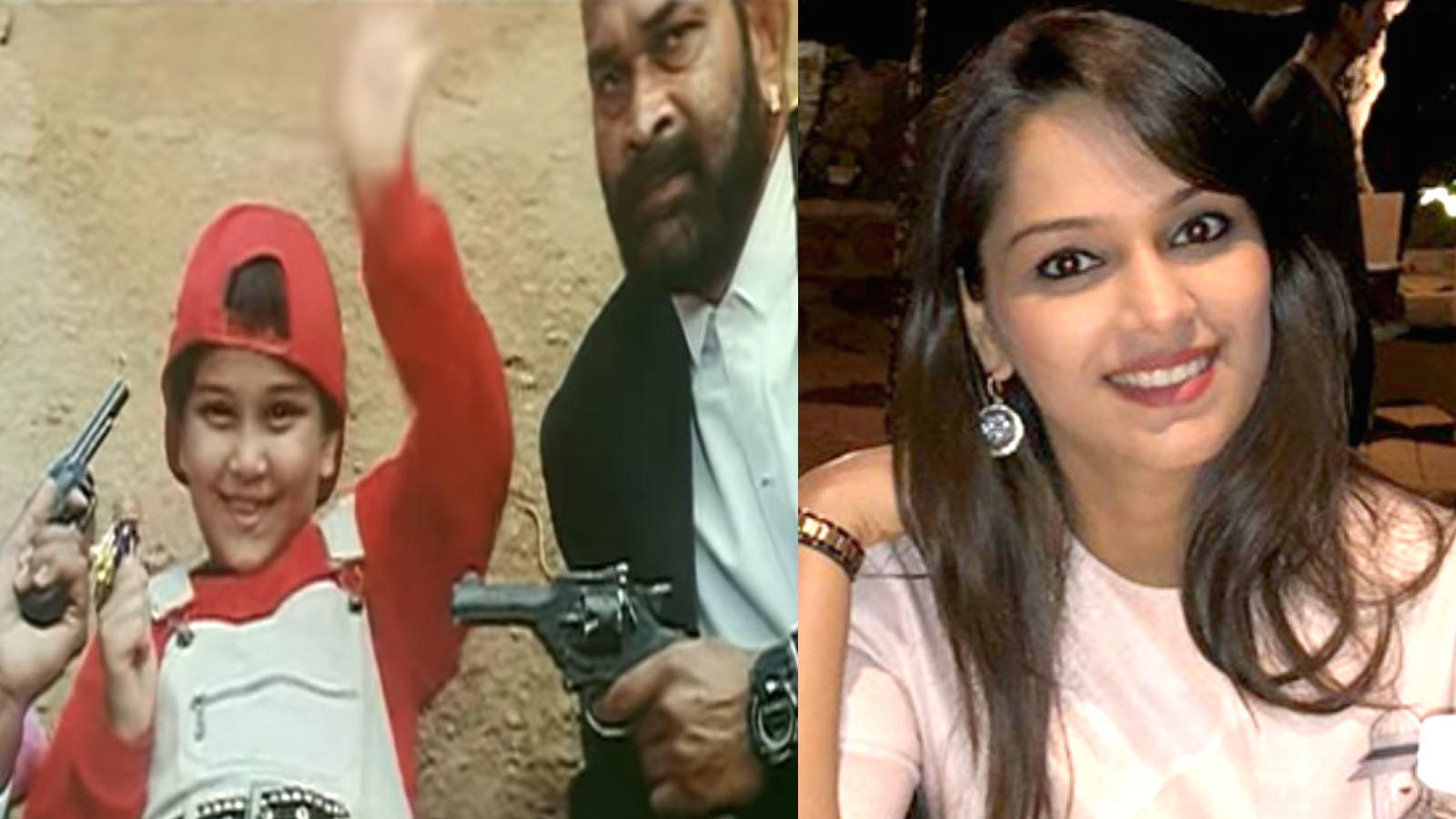 The child artist from 'Baadshah' is all grown up now, looks completely  transformed!