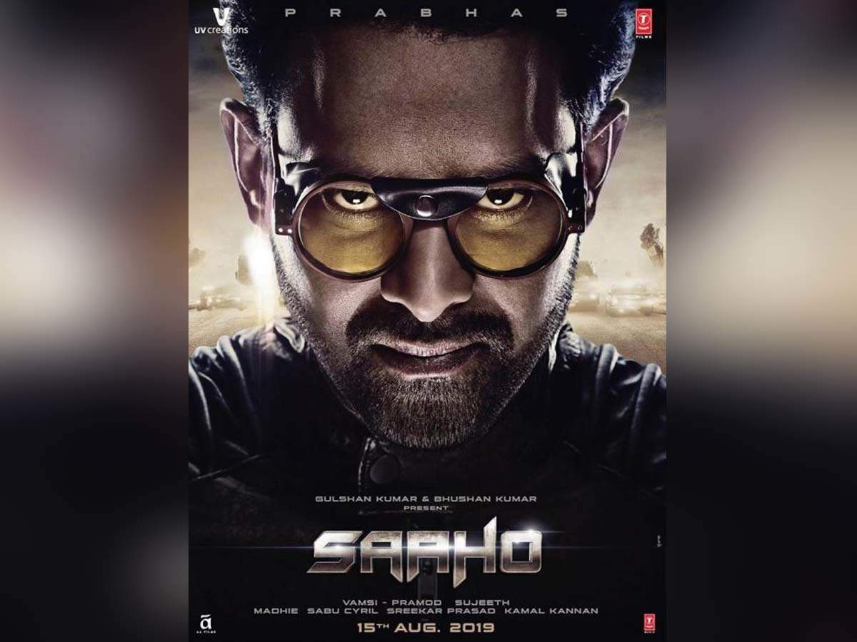 Saaho' box office collection day 7: Prabhas and Shraddha