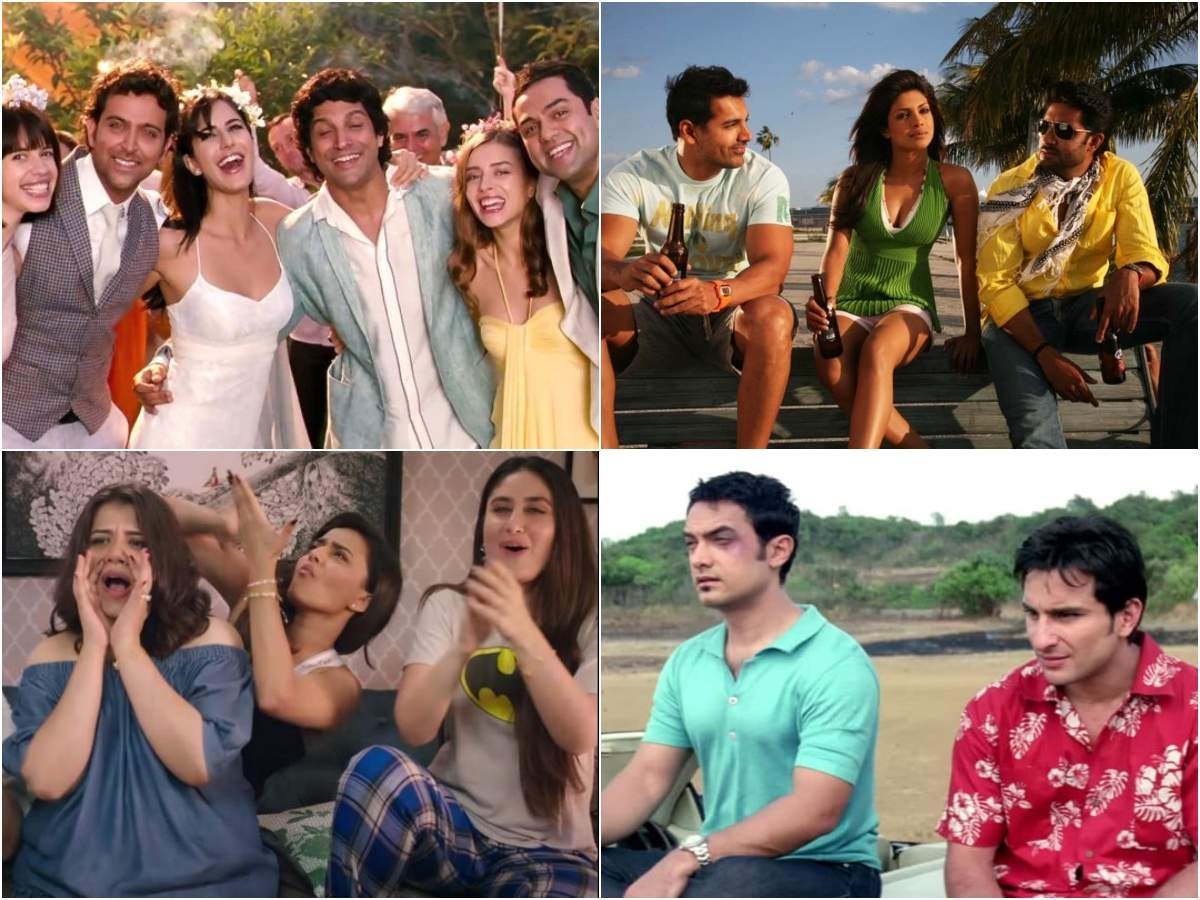 Bollywood movies that redefined friendship!   Hindi Movie
