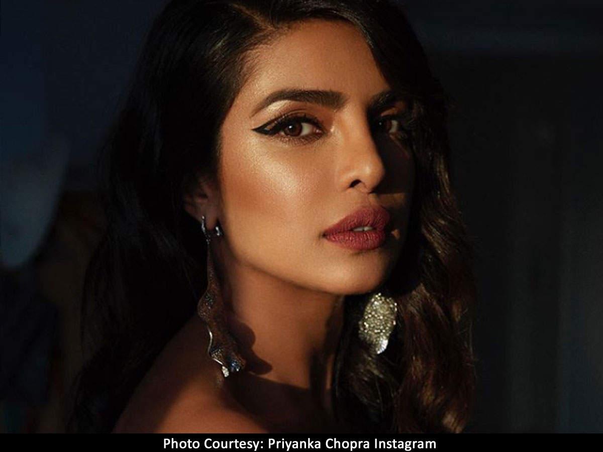 Photos: Priyanka Chopra exudes elegance in this red hot