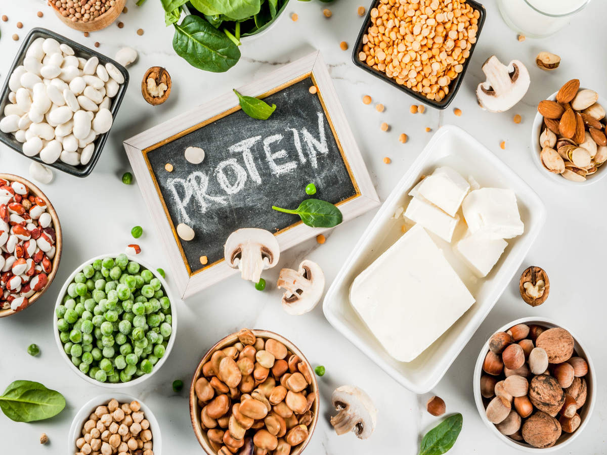 Plant protein or animal protein: What is better? - Times of India