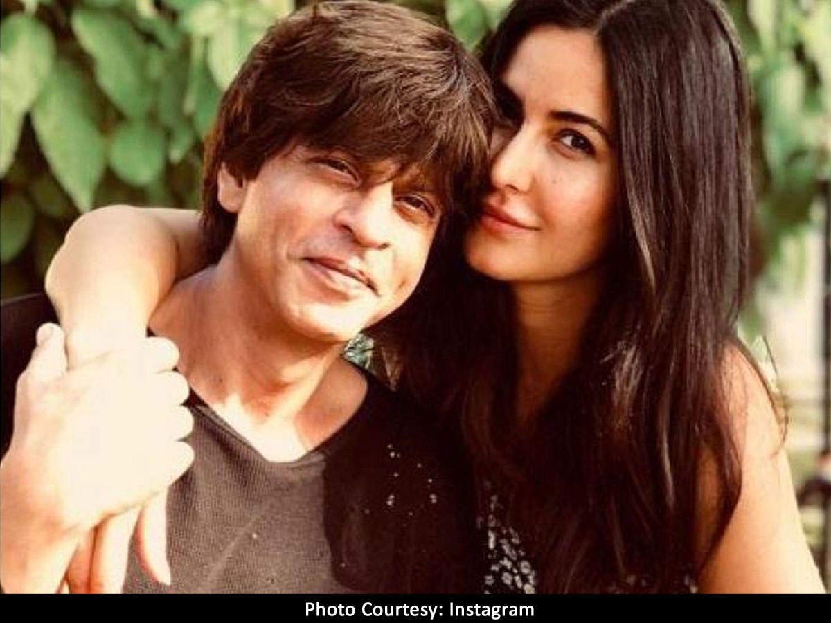 Exclusive! Katrina Kaif to star opposite Shah Rukh Khan in
