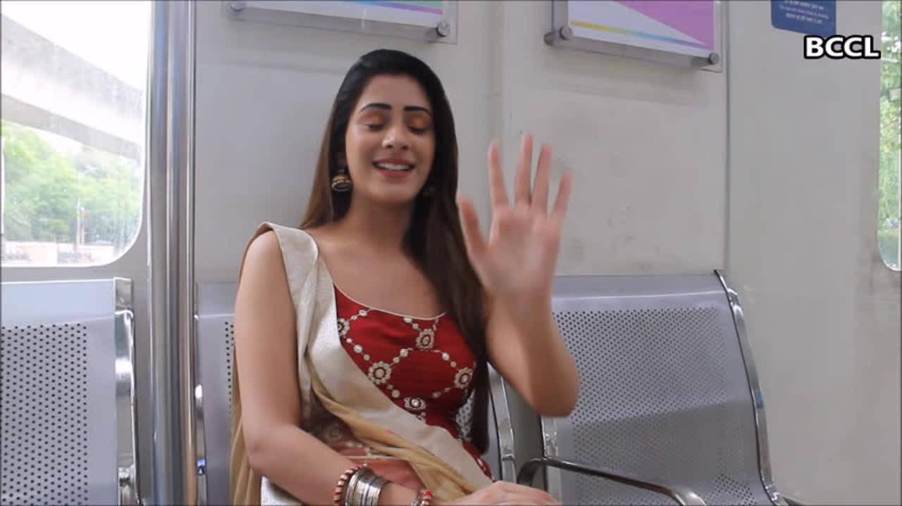 Hiba Nawab on her favourite monsoon food   TV - Times of