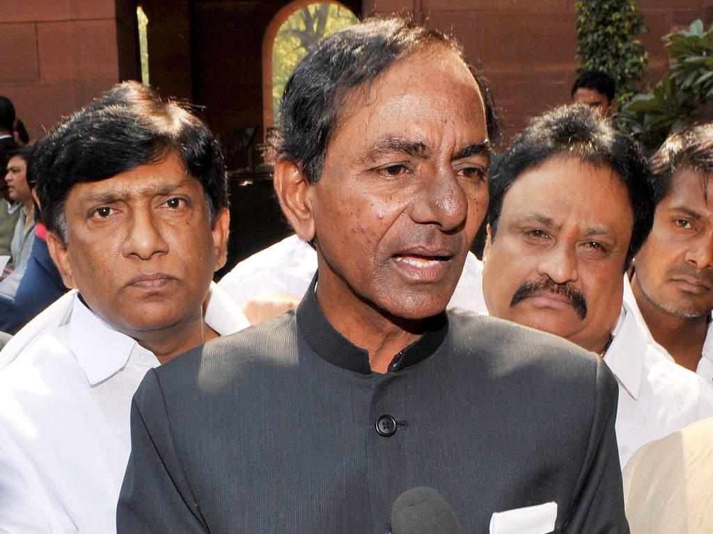 Telangana cabinet expansion today, KTR and Harish to return